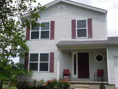 Hebron Single Family Home New: 2796 Presidential Drive