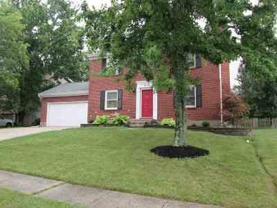 Hebron Single Family Home New: 2039 Bridgette Lane