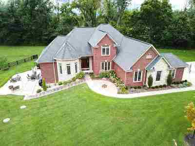 Boone County, Campbell County, Kenton County Single Family Home For Sale: 3500 Green Road