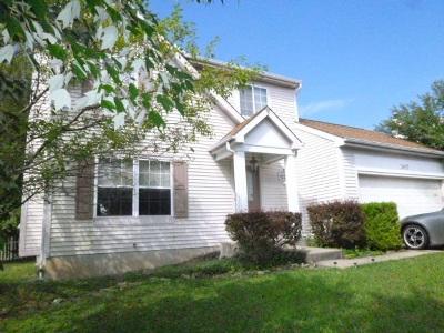 Burlington Single Family Home For Sale: 2437 Venetian Way