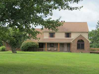 Campbell County Single Family Home For Sale: 800 Koerner Lane