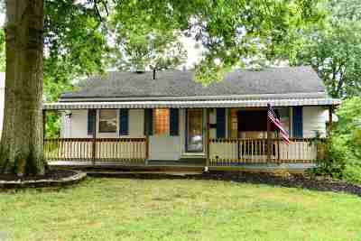 Fort Thomas KY Single Family Home For Sale: $174,900