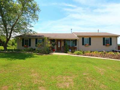 Dry Ridge Single Family Home For Sale: 2244 Verona Mount Zion Road