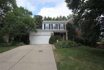 Erlanger Single Family Home For Sale: 3812 Lambda Dr.