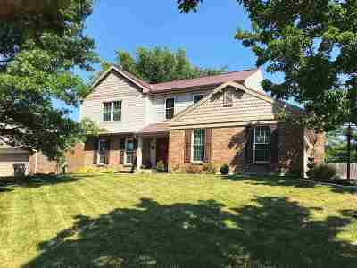 Villa Hills Single Family Home For Sale: 625 Rogers Road
