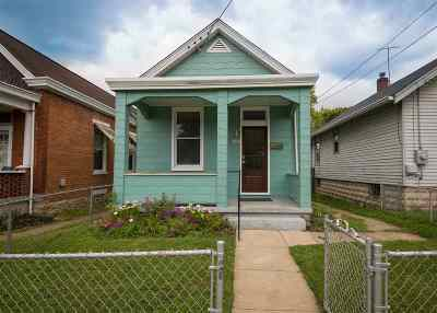 Bromley, Ludlow Single Family Home For Sale: 854 Oak Street