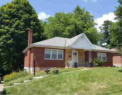 Fort Mitchell, Fort Wright Single Family Home For Sale: 1658 Amsterdam Road