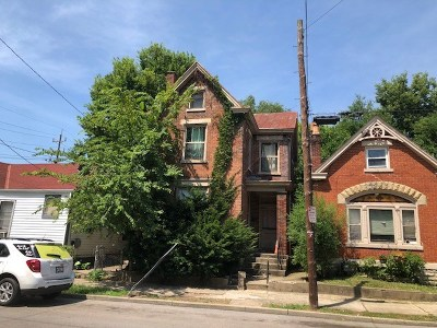 Covington Single Family Home For Sale: 1911 Eastern