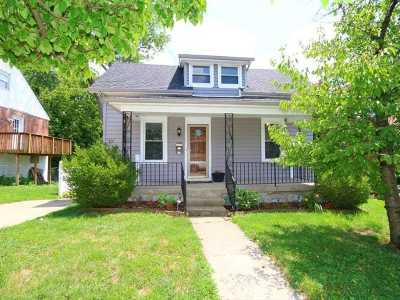 Fort Thomas Single Family Home For Sale: 1112 Highland Avenue