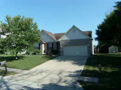 Single Family Home For Sale: 1195 Donner