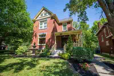 Covington Single Family Home For Sale: 132 E 25th Street