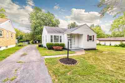 Single Family Home For Sale: 25 Circle Drive