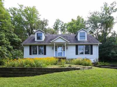 Alexandria Single Family Home For Sale: 9335 Jerry Wright Road