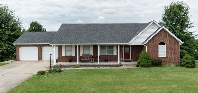 Dry Ridge Single Family Home For Sale: 170 Lexington Trails