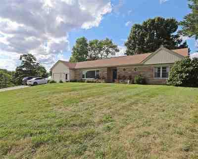 Erlanger Single Family Home For Sale: 910 Stevenson Road