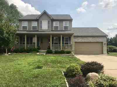 Walton Single Family Home For Sale: 11128 Misty Wood Court
