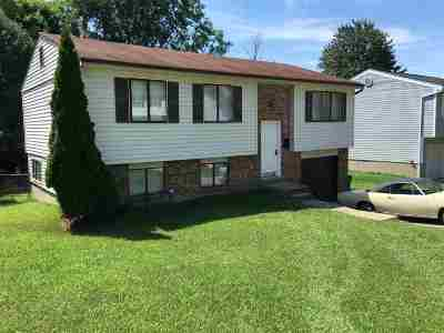 Kenton County Single Family Home For Sale: 424 Merravay Drive