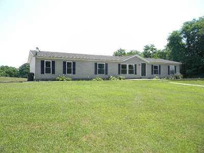 Dry Ridge Single Family Home For Sale: 215 Concord Road