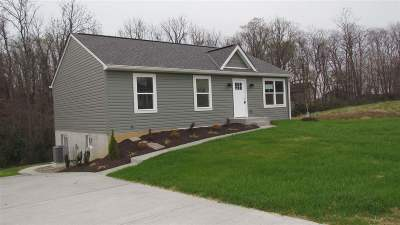 Grant County Single Family Home For Sale: 110 Ashley Drive