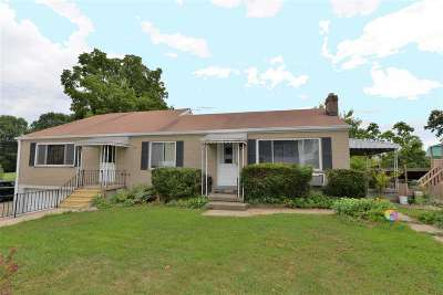 Campbell County Multi Family Home For Sale: 5335 Skyline Drive