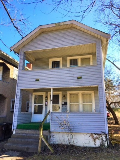 Covington Multi Family Home For Sale: 113 E 30th Street