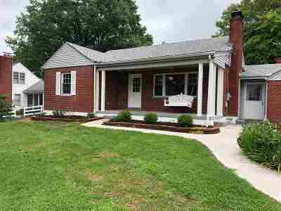 Cold Spring Single Family Home For Sale: 5209 Winters Lane