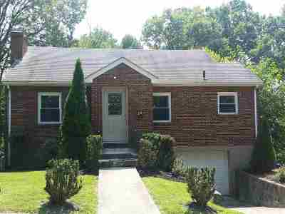 Fort Thomas Single Family Home For Sale: 41 Holly Lane