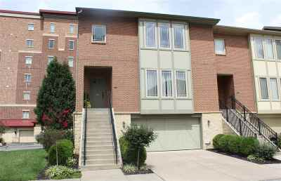 Bellevue Condo/Townhouse For Sale: 307 Eden Avenue