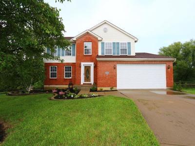 Burlington Single Family Home For Sale: 6913 Sandbur Court