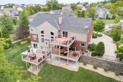 Hebron Single Family Home For Sale: 2421 Lost Willow Court