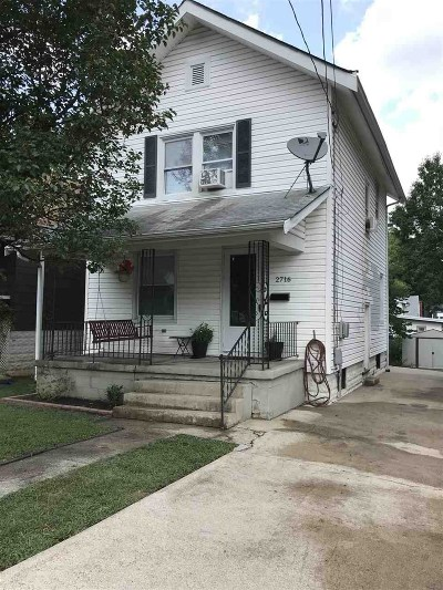 Kenton County Single Family Home For Sale: 2716 Rogers Street