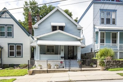 Newport Single Family Home For Sale: 1130 Park Avenue