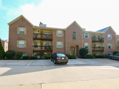 Highland Heights Condo/Townhouse For Sale: 27 Highland Meadows Circle #5