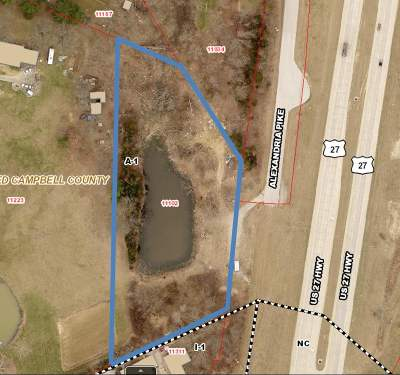 Alexandria Residential Lots & Land For Sale: 11102 Alexandria Pike