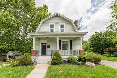Campbell County Single Family Home For Sale: 382 Linden Ave