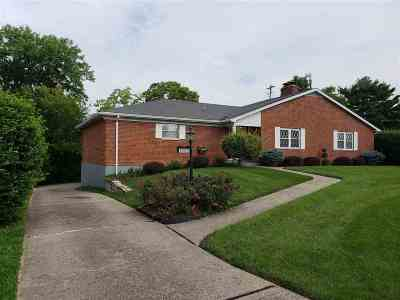 Edgewood Single Family Home For Sale: 3022 Round Hill Court