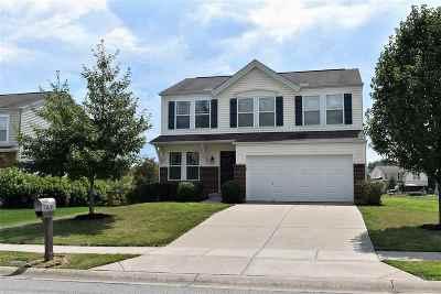 Burlington Single Family Home For Sale: 639 Makayla Court