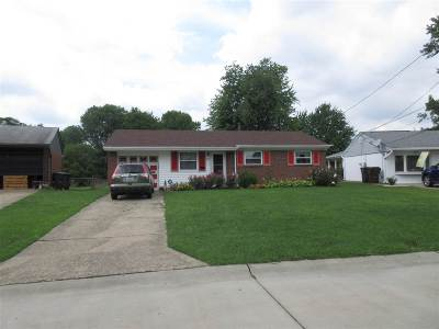 Florence, Erlanger Single Family Home For Sale: 213 Saint Jude