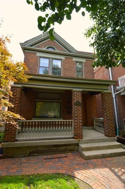 Covington Single Family Home For Sale: 105 Sterrett