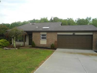 Burlington Single Family Home For Sale: 3133 Allens Fork Drive