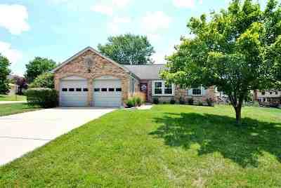 Taylor Mill Single Family Home New: 691 Arrowwood Circle