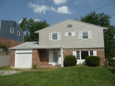 Florence, Erlanger Single Family Home For Sale: 3514 Concord Drive