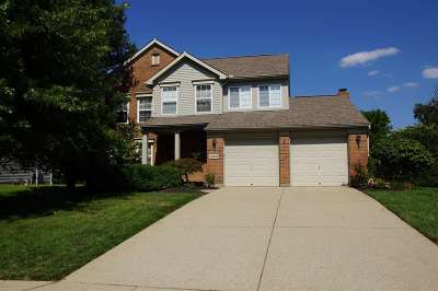 Florence Single Family Home For Sale: 1866 Knollmont Drive