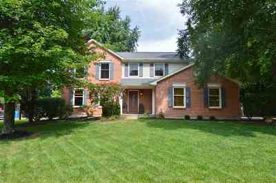 Florence Single Family Home For Sale: 7245 Blackstone Drive