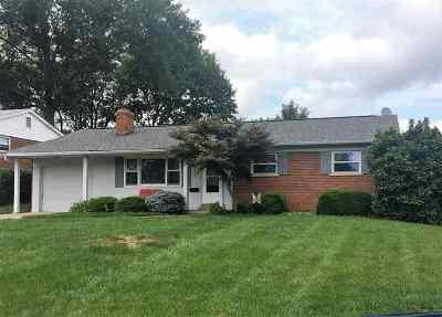 Erlanger Single Family Home For Sale: 3247 Crestline Drive