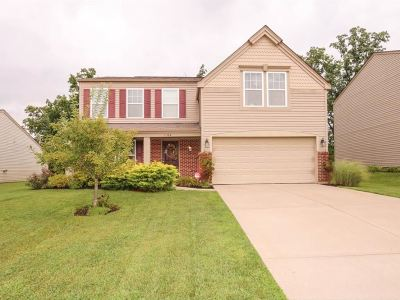 Alexandria Single Family Home New: 1184 Summerlake Drive