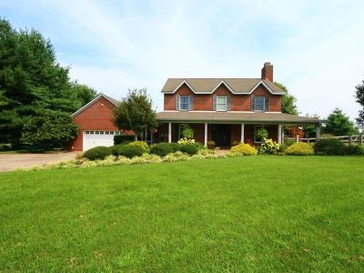 Union Single Family Home For Sale: 2514 Rice Pike