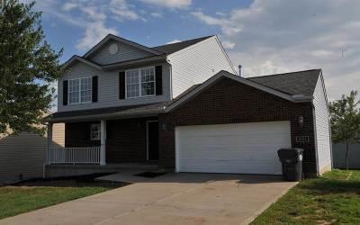 Burlington Single Family Home New: 451 Micah Court