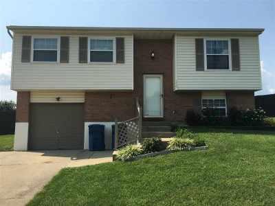 Dry Ridge Single Family Home New: 570 Spillman Drive