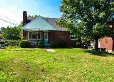 Florence, Erlanger Single Family Home New: 10 Saint Jude Circle